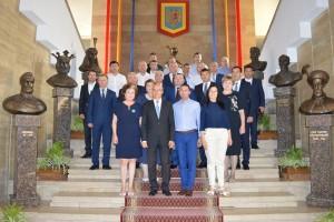 Forumul Președinților Euroregiunii Siret-Prut-Nistru, 26 iulie Ploiești