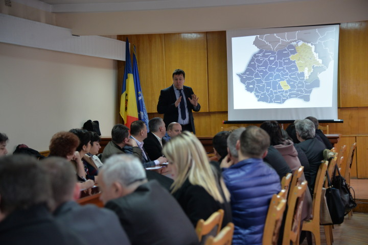 Working visits in the Republic of Moldova 1-29 March