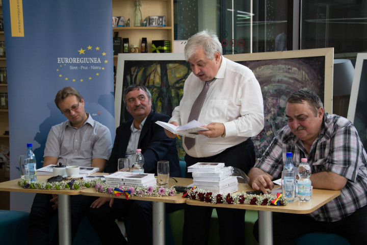 "Launch of the book ""The Equations of Despair"" – author Acad. Valeriu MATEI"