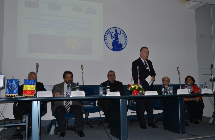 International Scientific Conference, November 6, Iaşi