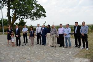 Dezvelirea Bustului Domnitorului Șerban Cantacuzino