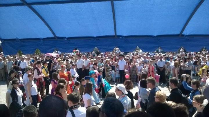 Vizită Vinnitsa la Ziua Independenței Ucrainei, 20–22 august