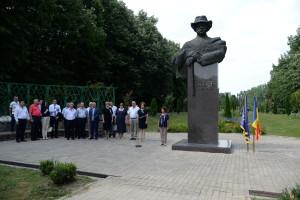 Vizita Parc Constantin si Ion Stere Bucov