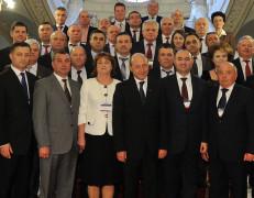Primirea Oficială la Palatul Cotroceni