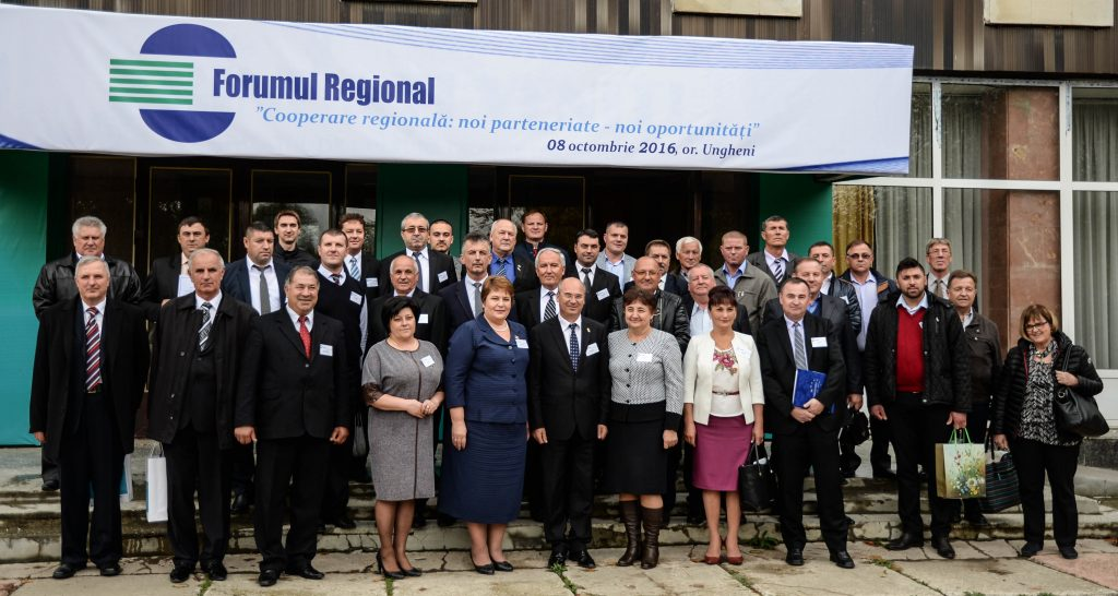 "Regional Forum ""Regional Cooperation: New Partnerships – New Opportunities"""