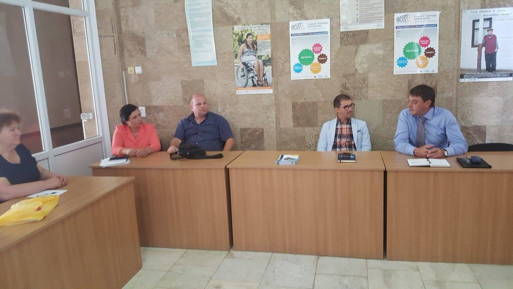 Meeting with farmers from the northern districts of the Republic of Moldova