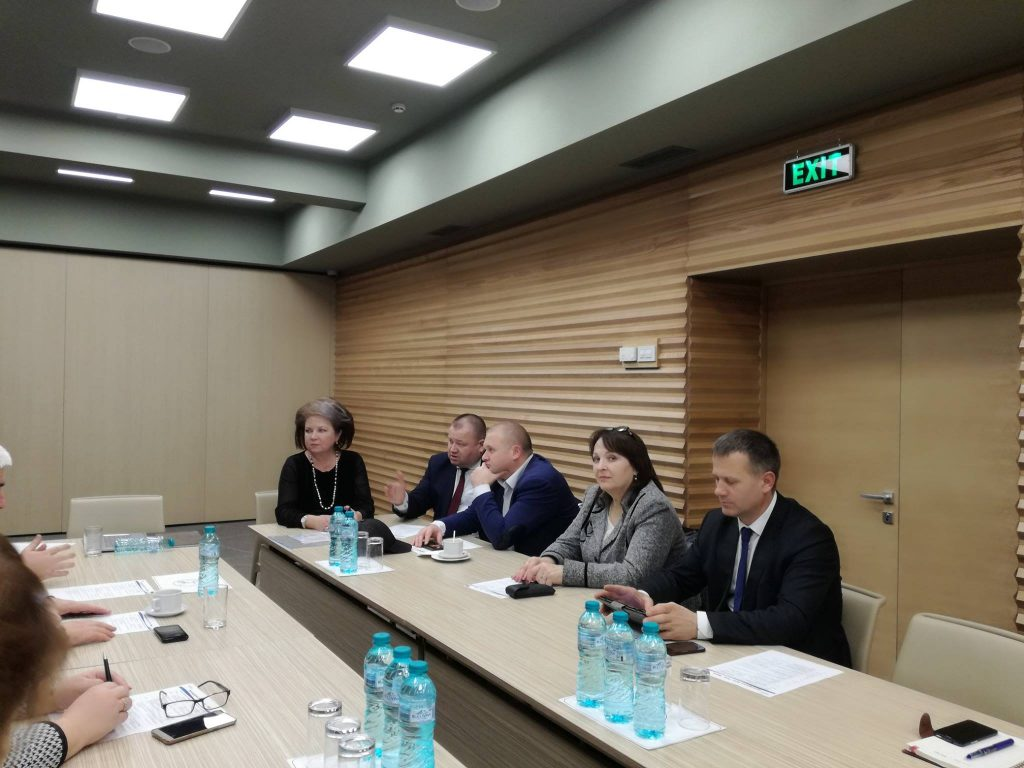Meeting of the Board of Directors of AESPN – January 15, Chisinau