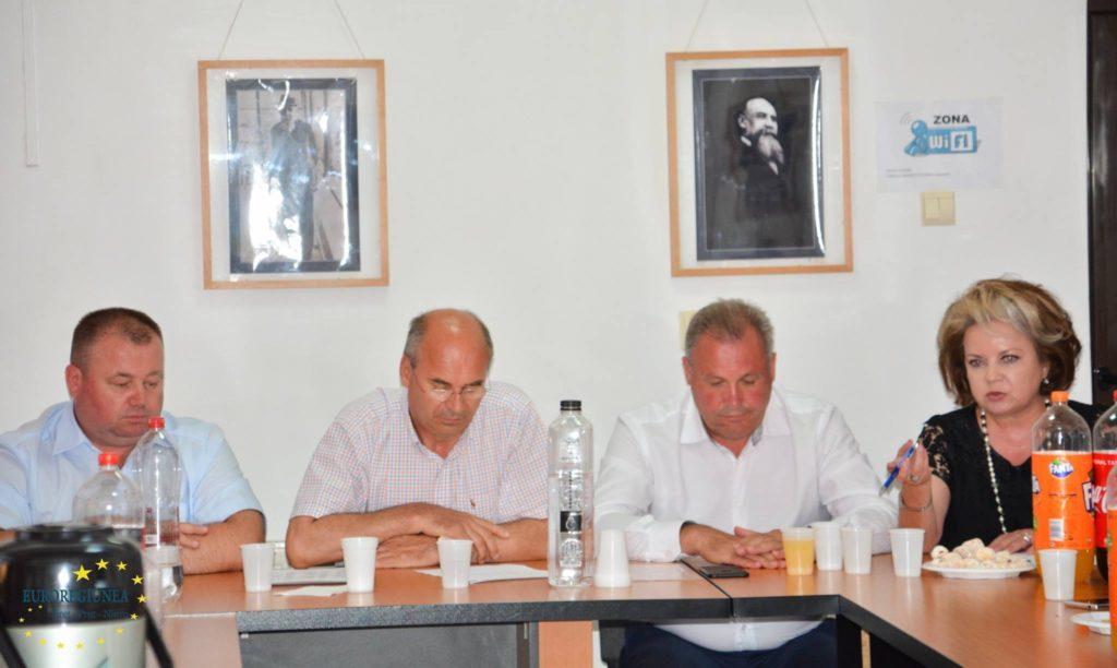 Forumul Președinților ESPN și Adunarea Generală a AESPN, Vălenii de Munte, 16 august 2018