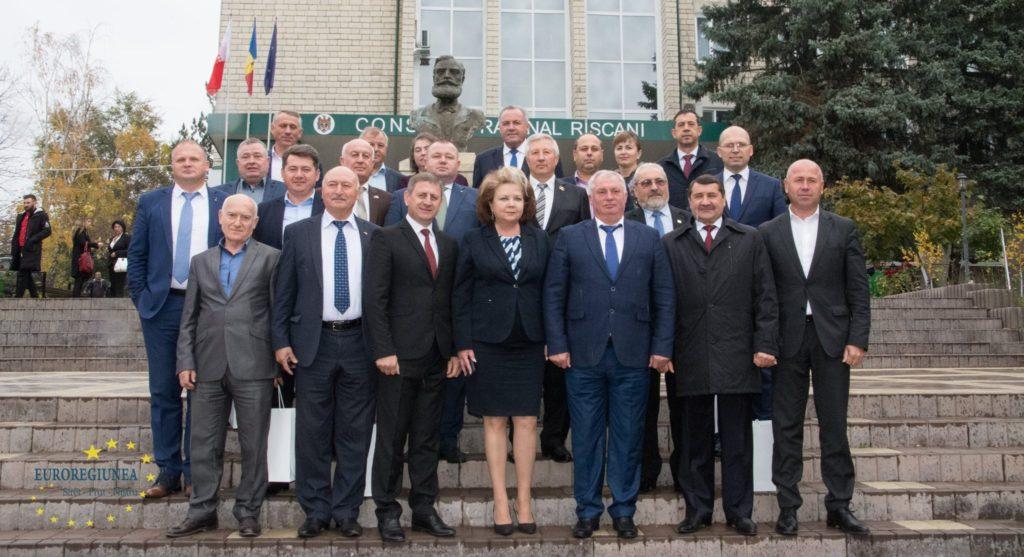Sedinta AG a AESPN – 23 octombrie Rîșcani, Republica Moldova