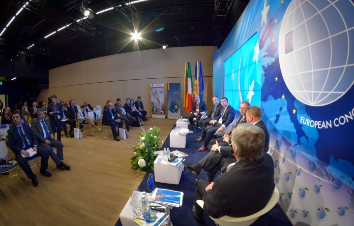 Congresul European al Autorităților Locale – Cracovia, 4-5 mai 2015