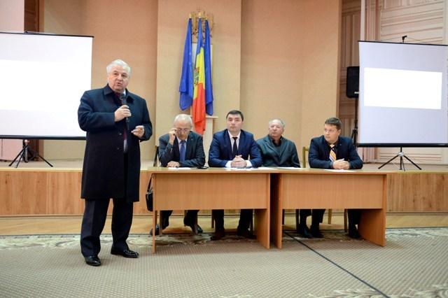 Conferința Drumul Vinului: Prahova – Ialoveni