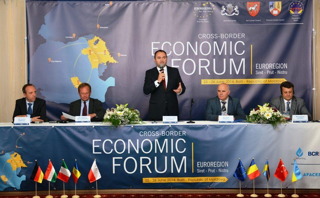 A II-a ediție a Forumului Economic Transfrontalier