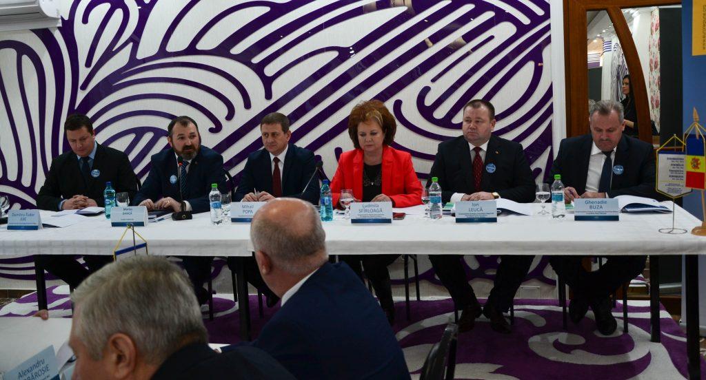 Forumul Președinților – 16 decembrie 2016