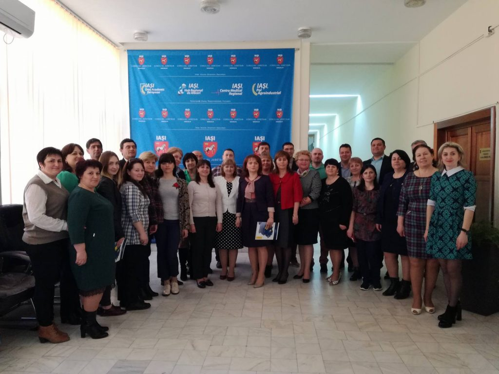 Vizită de studiu la Iași, 10-13 aprilie