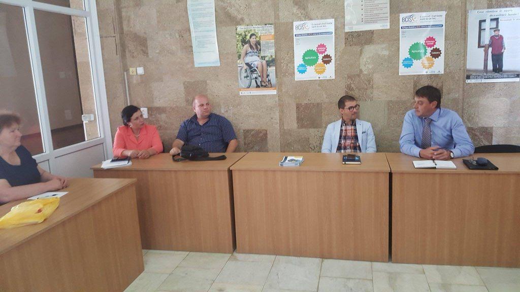 Întâlnire cu fermieri din raioanele de nord ale Republicii Moldova