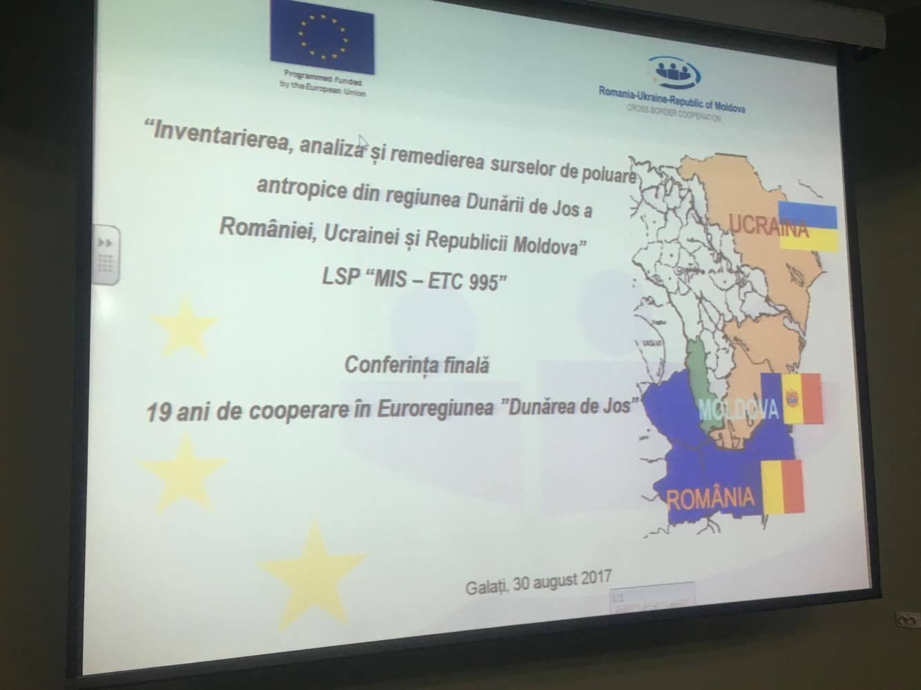 "<a class=""amazingslider-posttitle-link"" href=""https://www.euroregiune.org/en/international-final-conference-project-inventory-analysis-remediation-anthropogenic-pollution-sources-lower-danube-region-romania-ukraine-republic-moldova/"" target=""_self"">International Final Conference on the project ""Inventory, Analysis and Remediation of Anthropogenic Pollution Sources in the Lower Danube Region of Romania, Ukraine and the Republic of Moldova""</a>"