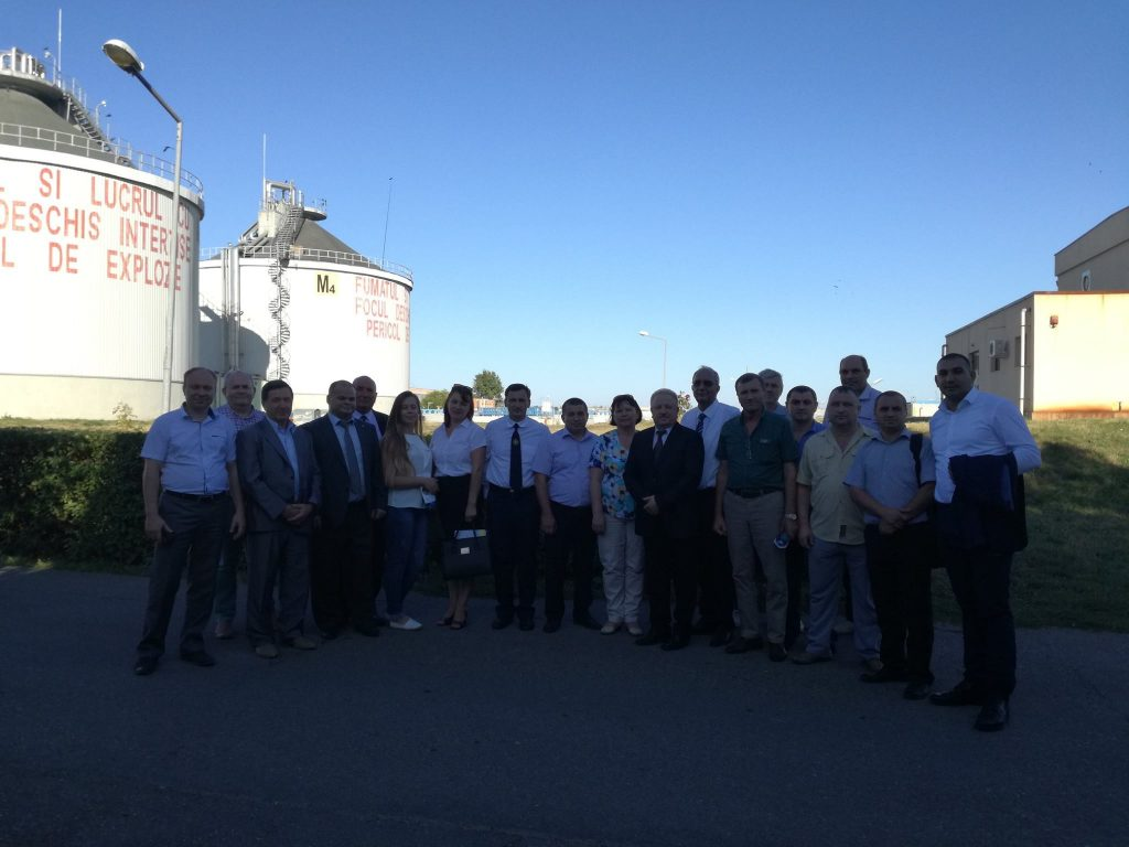 Delegație de la Consiliul Raional Cahul, vizită de studiu la Iași, 14-15 septembrie