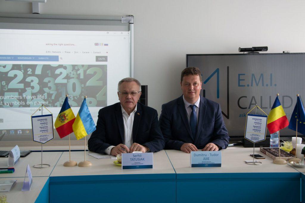 Vizită de studiu a delegației Euroregiunea Dniester (Nistru)